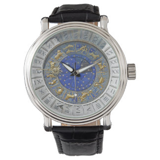 Astronomical clock watch