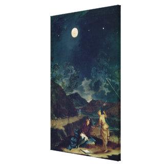 Astronomical Observations Canvas Prints