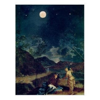 Astronomical Observations Postcard