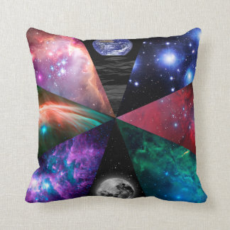 Astronomy Collage Cushion