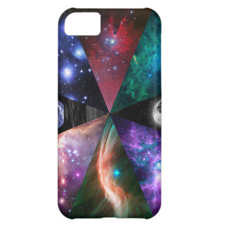 Astronomy Collage iPhone 5C Case