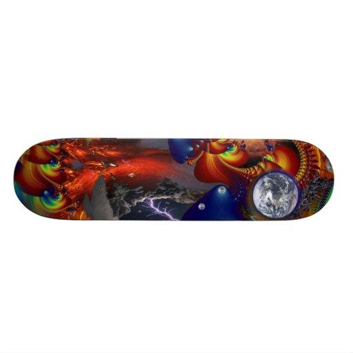 Astronomy Domine Skateboard