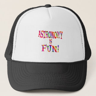Astronomy is Fun Trucker Hat