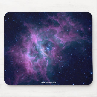 Astronomy Nebula RCW49_04 Outer Space Image Mouse Pad