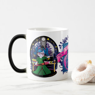 Astronomy Princess in Glasses! Magic Mug