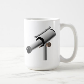 Astronomy Science Telescope Coffee Mug