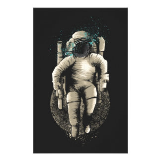 Astronout Stationery