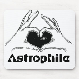 Astrophile - A lover of the stars Mouse Pad