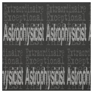 Astrophysicist Extraordinaire Fabric