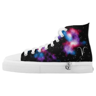 AstroStars Series - Aries Zodiac Shoe Design