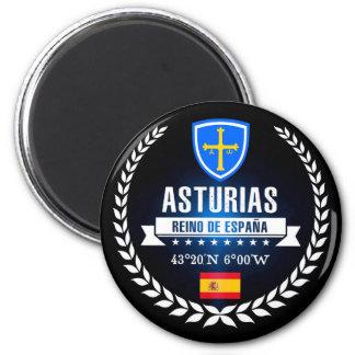 Asturias Magnet