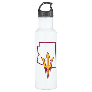 ASU | Classic State Logo 2 710 Ml Water Bottle