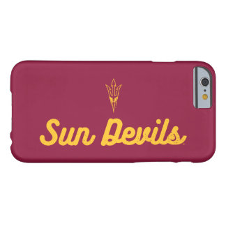 ASU   Vintage Script Logo Barely There iPhone 6 Case