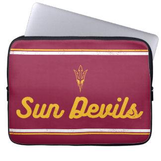 ASU | Vintage Script Logo Laptop Sleeve