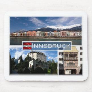 AT Austria - Innsbruck Tyrol - Mouse Pad