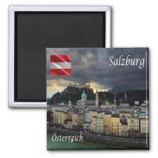 AT - Austria - Salzburg Magnet