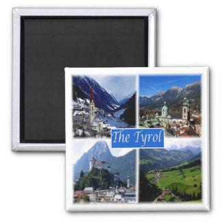 AT * Austria - The Tyrol Magnet