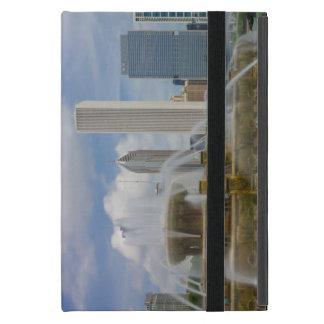 At Buckingham Fountain Cover For iPad Mini