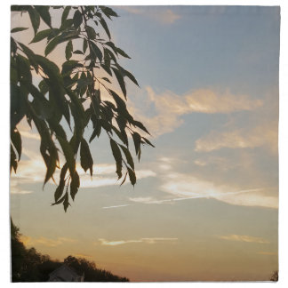 At days end napkin