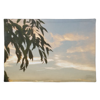 At days end placemats