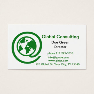At Globe Consulting