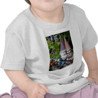 At Gnome in the Garden T-shirts