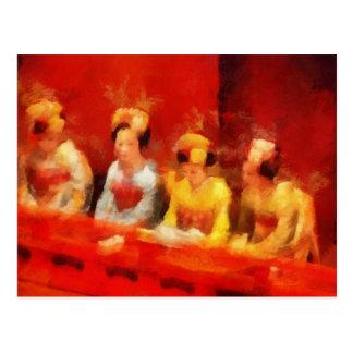 At Kabuki Postcard