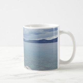 At Lake Tahoe Basic White Mug