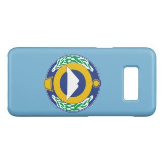 at of arms of Karachay-Cherkessia Case-Mate Samsung Galaxy S8 Case