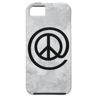 At Peace Sign iPhone 5 Cover