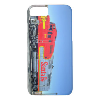 """At&SF EMD F-45 """"Warbonnet_Trains iPhone 7 Case"""