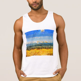 At the beach singlet