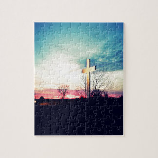 At The Cross Jigsaw Puzzle