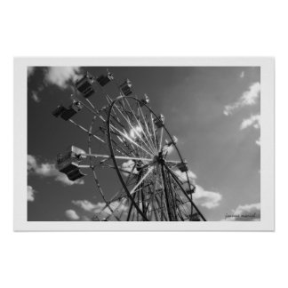At the Fair 4 Poster Print