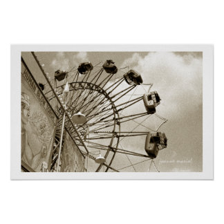 At the Fair 9 Poster Print