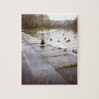 At the Loch Jigsaw Puzzle
