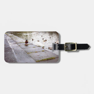 At the Loch Luggage Tag