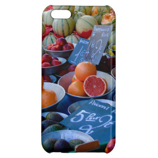 At the market (fruits) iPhone 5C case