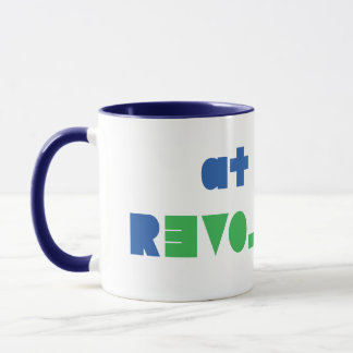 At the Revolution Mug