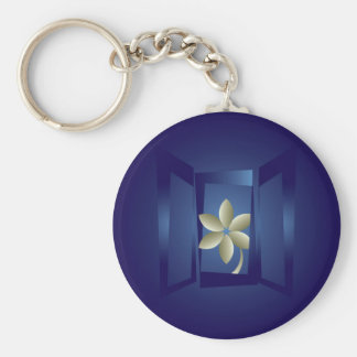 at the window key ring