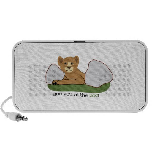 At The Zoo Travel Speakers