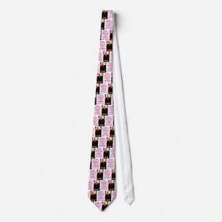 At Times History And Fate - Lyndon Johnson Tie