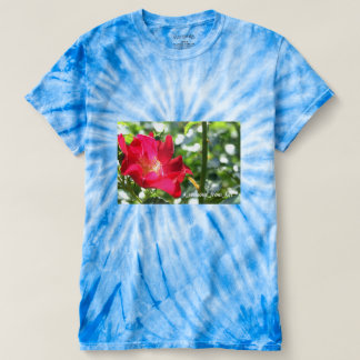 At Usita rose garden of Hiroshima city T-Shirt