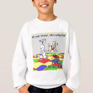 At your Service C&B copy Sweatshirt