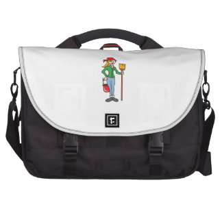 AT YOUR SERVICE COMMUTER BAG