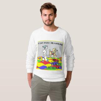 At your Service Sweatshirt