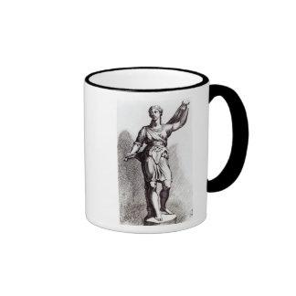 Atalanta, c.1653 ringer mug