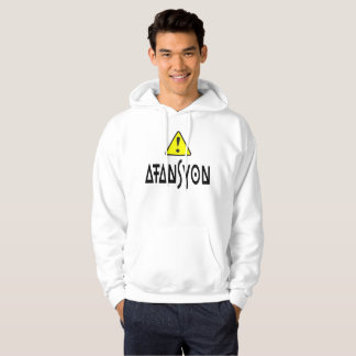 "atansyon ""ATTENTION"" Hoodie"