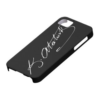 Ataturk Case For The iPhone 5