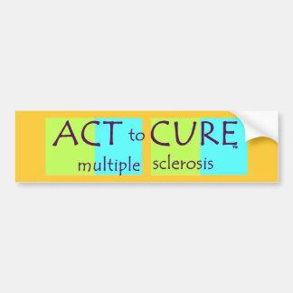 ATC MS ~ window sticker! Bumper Sticker